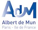 Albert de Mun Logo