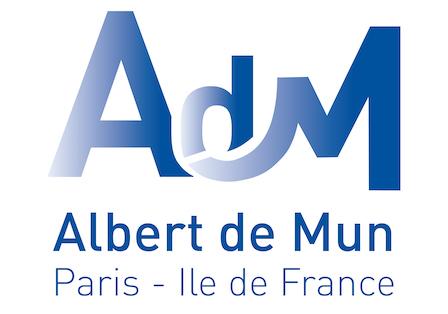 Albert de Mun Retina Logo
