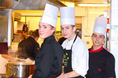 Soirée Truffes au restaurant d'application