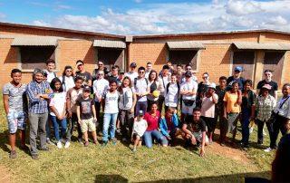 Mission humanitaire à Madagascar