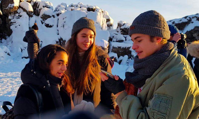 Séjour des élèves de Seconde Arts Appliqués à Reykjavik