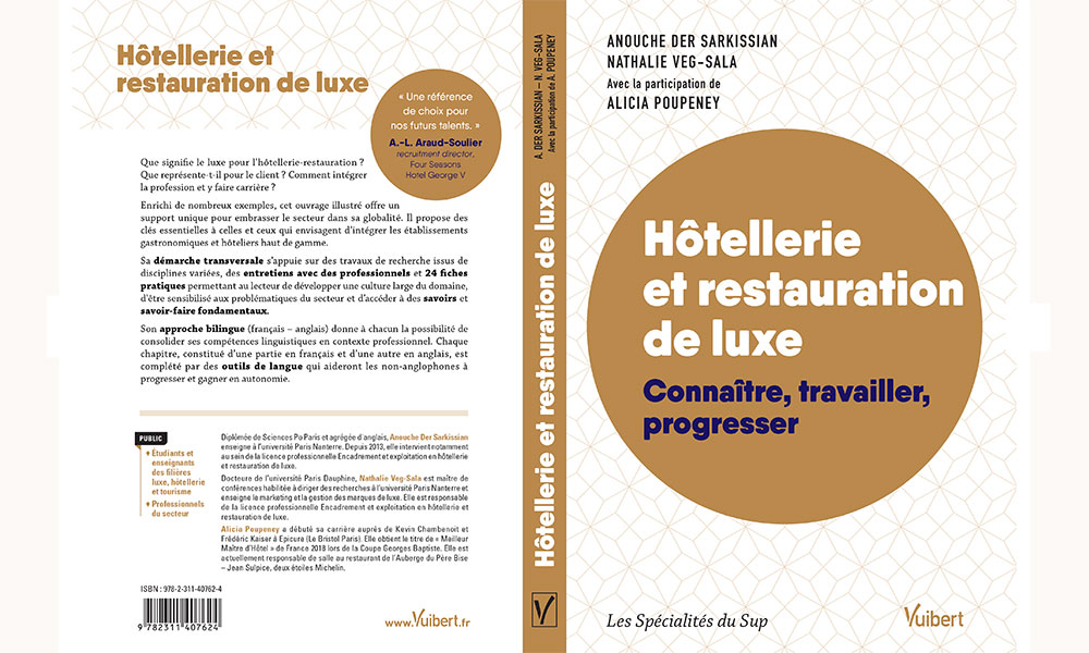 Hôtellerie et restauration de luxe - Connaître, travailler, progresser